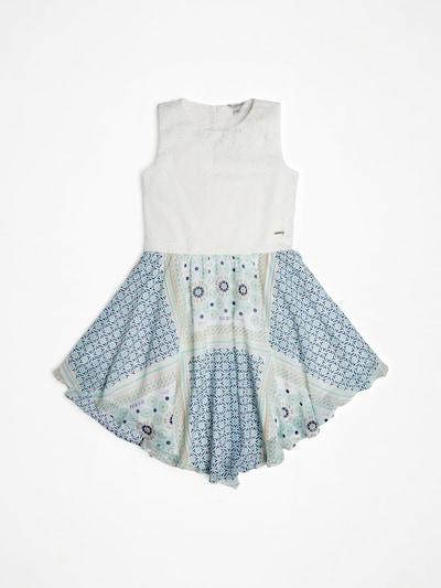 GUESS KIDS Kleid 'Spitze' in weiß, Produktansicht