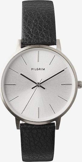 Pilgrim Analogais pulkstenis 'Sacha' melns / Sudrabs, Preces skats
