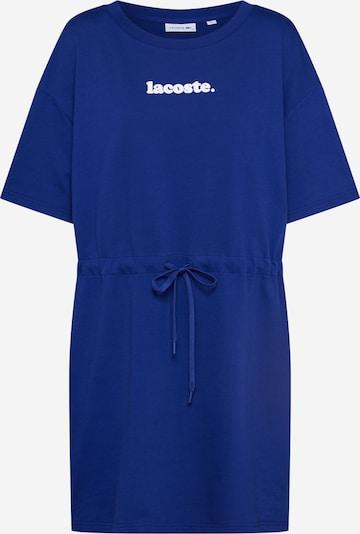 LACOSTE Kleid in royalblau, Produktansicht