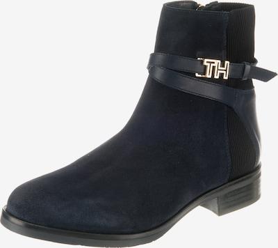 TOMMY HILFIGER Stiefelette in blau / schwarz, Produktansicht