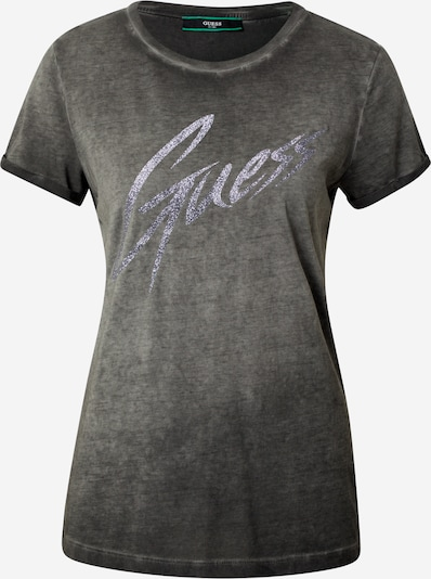 GUESS T-Shirt 'IVONNE' in schwarz, Produktansicht