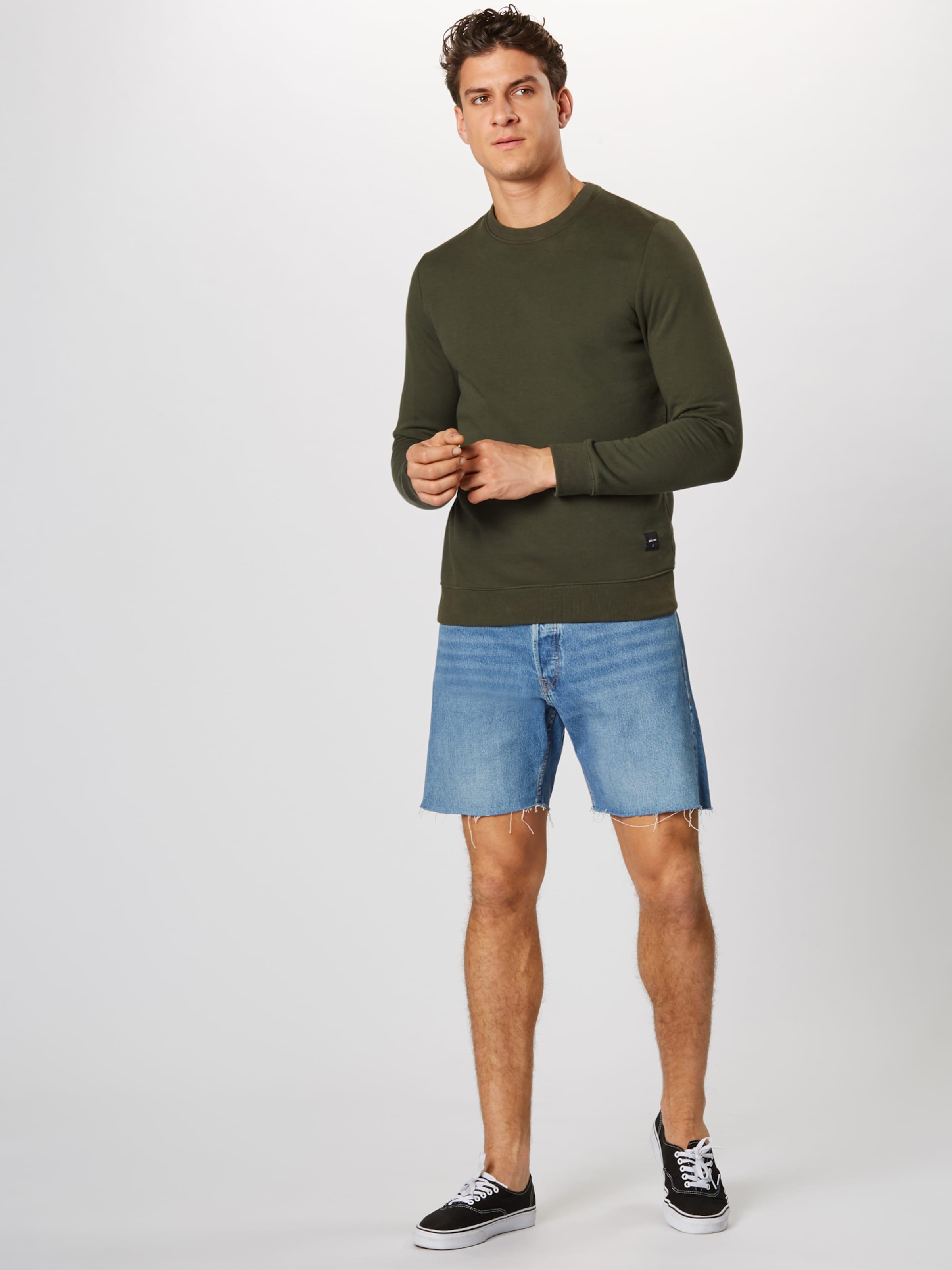 Jones 'chris' Jackamp; Shorts In Denim Blue 7yfYbg6