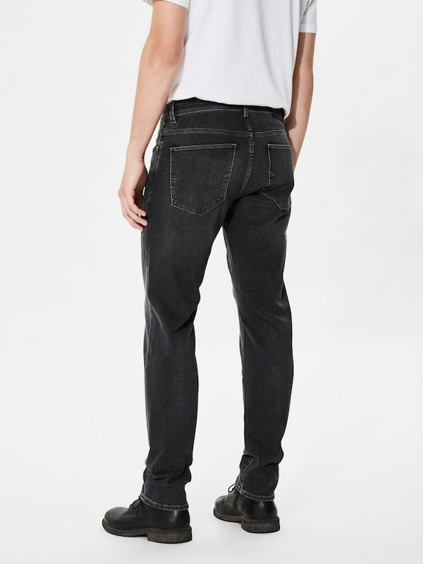 SELECTED HOMME Graue Jeans