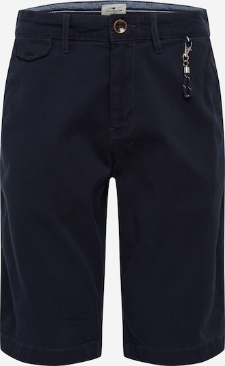 TOM TAILOR Chino Shorts in dunkelblau, Produktansicht