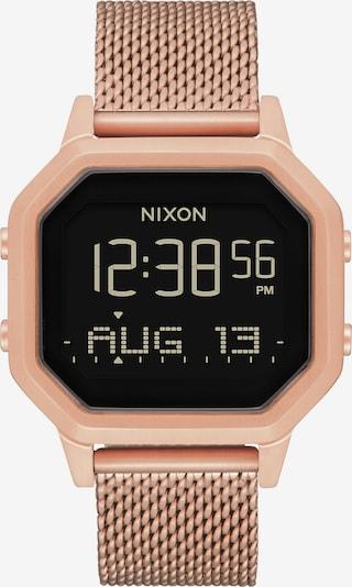 Nixon Uhr 'Siren Milanese' in rosegold / schwarz, Produktansicht