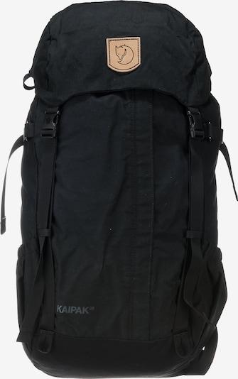 Fjällräven Wanderrucksack 'Kaipak 28' in schwarz, Produktansicht
