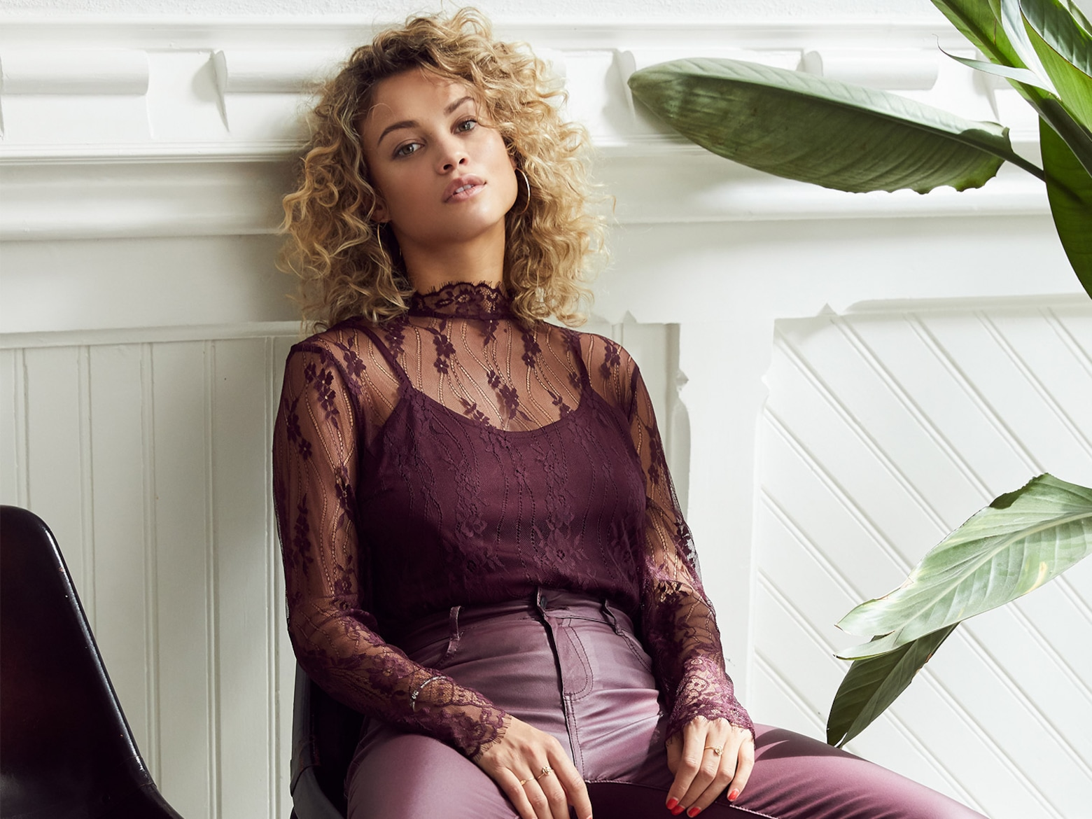 Rose Bertram Date Looks