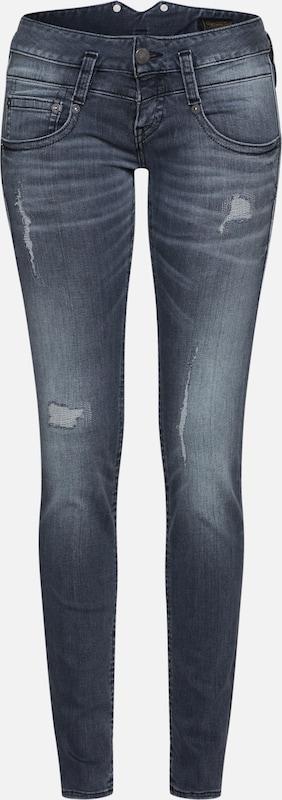 Herrlicher Herrlicher Herrlicher Slimfit Jeans 'Pitch' in grau denim  Große Preissenkung faab25