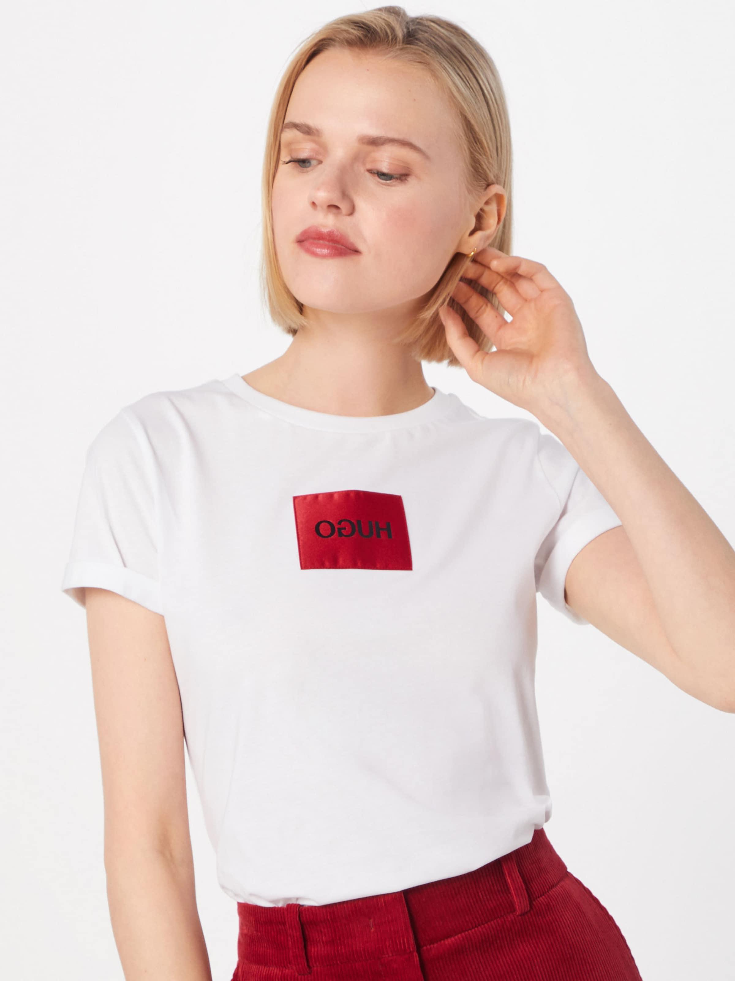 shirt 'dennja' Hugo T Blanc En yN80nvOmw