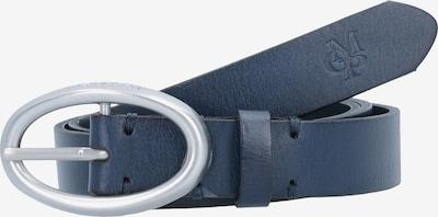 Marc O'Polo Ledergürtel 'Elly' in blau, Produktansicht