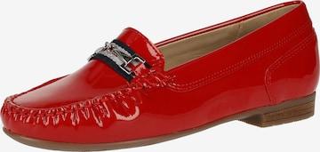 ARA Slipper in Rot