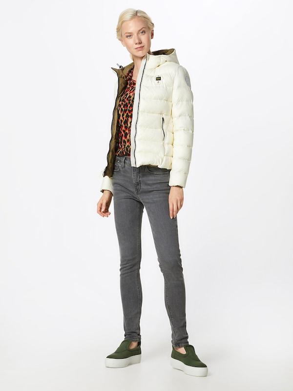 Blauer.USA Blauer.USA Blauer.USA Daunenjacke in weiß  Markenkleidung für Männer und Frauen fe556e