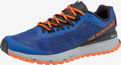 THE NORTH FACE Laufschuh 'Ultra Swift' in royalblau / dunkelorange, Produktansicht
