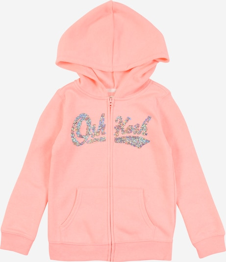 OshKosh Sweatjacke 'Peachy ' in orange, Produktansicht