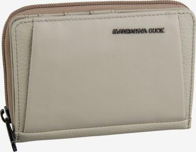 MANDARINA DUCK Geldbörse ' Athena Small Zip Around Wallet UPP54 ' in grau, Produktansicht