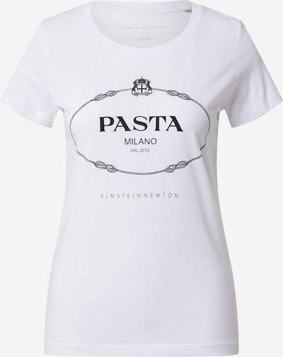 EINSTEIN & NEWTON Shirt in schwarz / weiß, Produktansicht