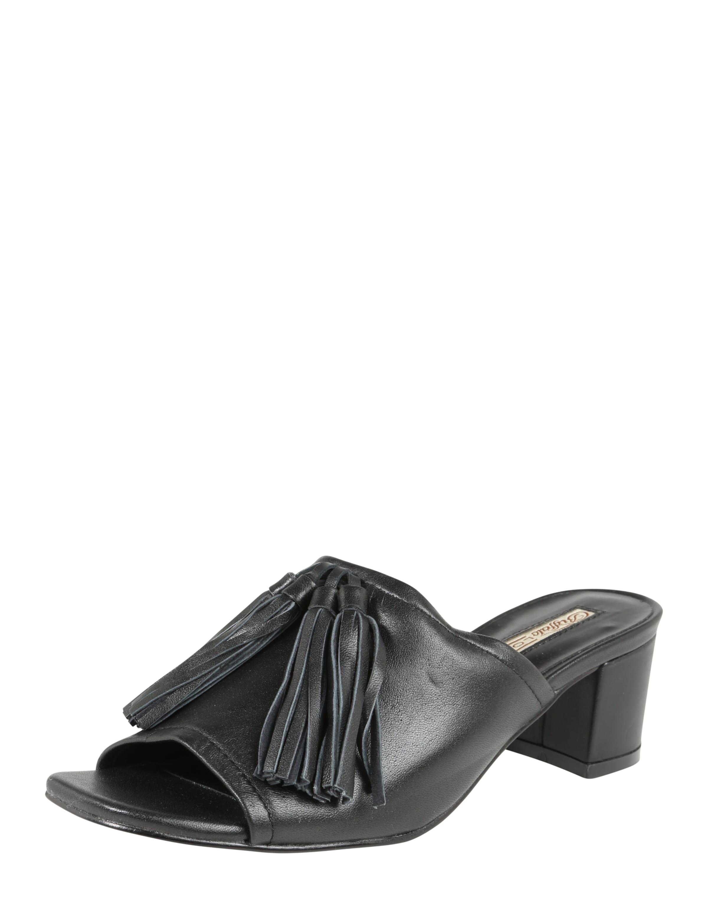 BUFFALO Pantoletten Verschleißfeste billige Schuhe Hohe Qualität