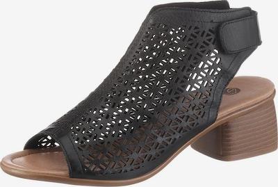 REMONTE Sandalette in schwarz, Produktansicht