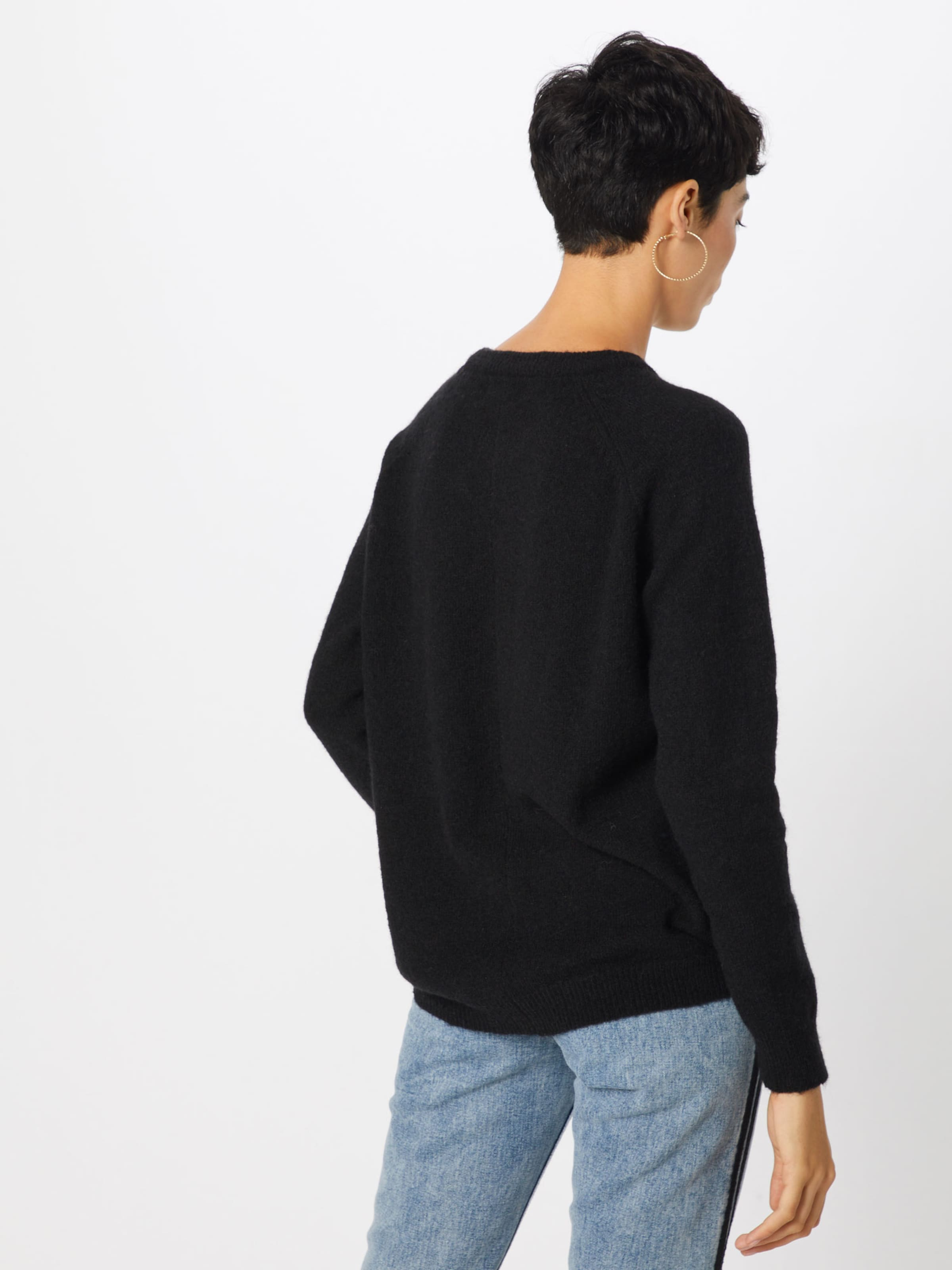 Minimum Minimum 'kita' 'kita' 'kita' Schwarz Pullover Pullover Minimum In In Schwarz Pullover 53RAjqL4