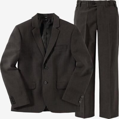 WEISE Anzug in graphit, Produktansicht