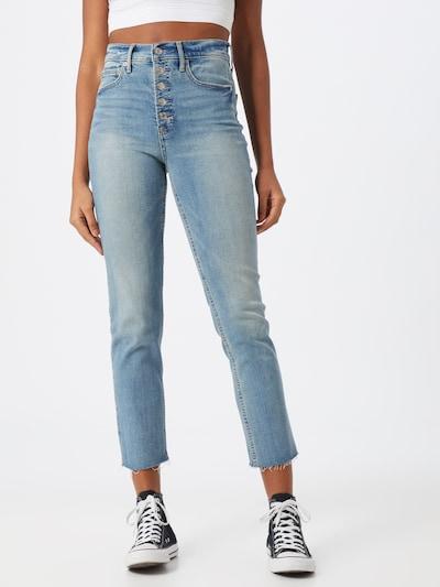 GAP Jeans 'CIGARETTE TINTED WEST' in blue denim, Modelansicht