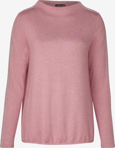 STREET ONE Shirt in rosé / silber, Produktansicht