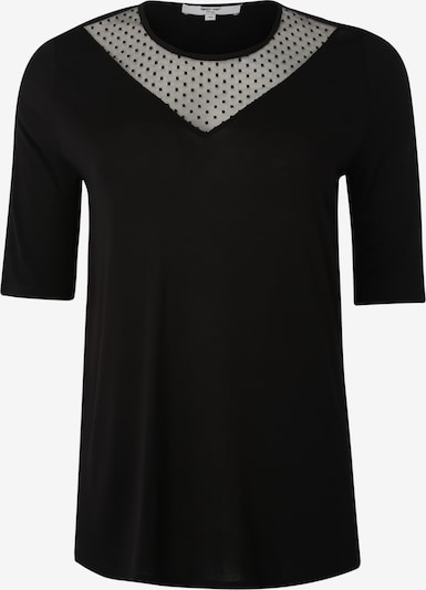 ABOUT YOU Curvy Shirt 'Fatma' in schwarz: Frontalansicht