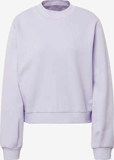 ADIDAS PERFORMANCE Sportsweater in helllila, Produktansicht