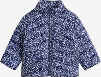 MANGO KIDS Anorak 'Ali 6' in royalblau / weiß, Produktansicht