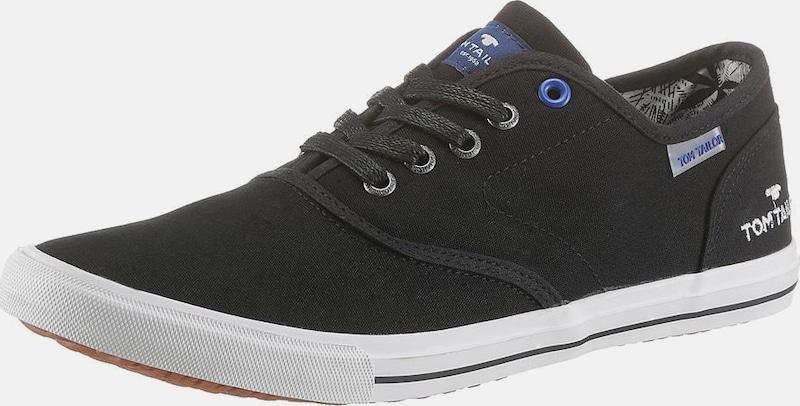 TOM TAILOR Sneaker aus Stoff