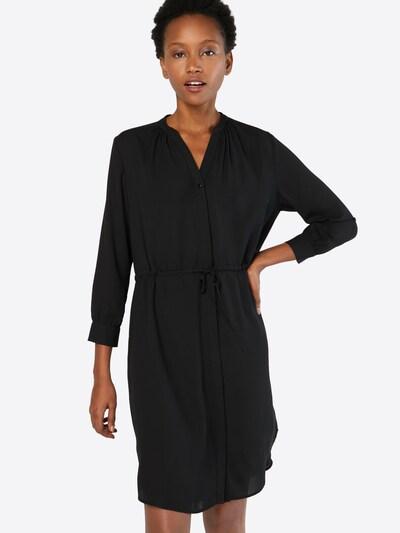 SELECTED FEMME Tunikakleid 'DAMINA' in schwarz, Modelansicht