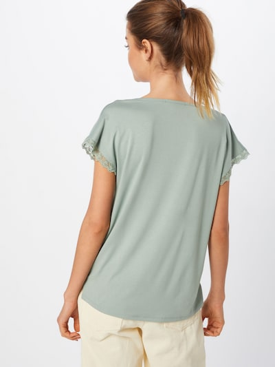 ABOUT YOU Koszulka 'Suzi' w kolorze zielonym: Widok od tyłu