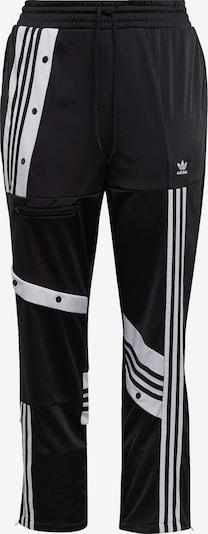 ADIDAS ORIGINALS Trainingshose 'Daniëlle Cathari' in schwarz / weiß, Produktansicht