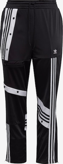 Pantaloni 'Daniëlle Cathari' ADIDAS ORIGINALS pe negru / alb, Vizualizare produs
