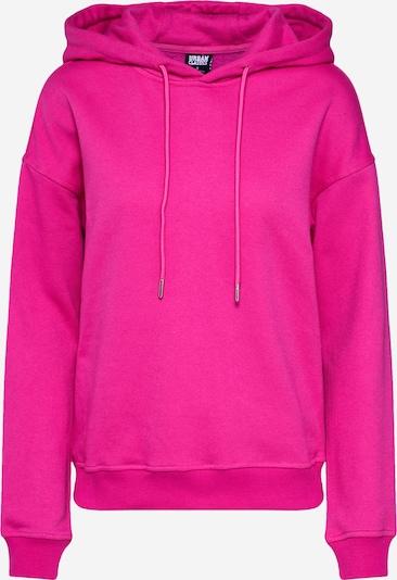 Urban Classics Curvy Sweatshirt in pink, Produktansicht
