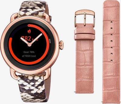 FESTINA Uhr in beige / rosé, Produktansicht