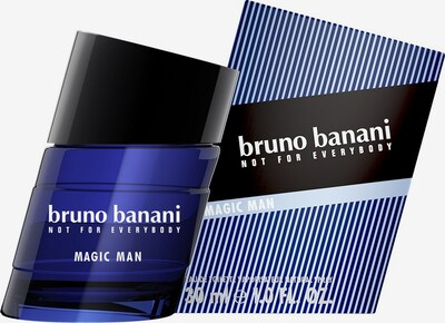 BRUNO BANANI 'Magic Man', Eau de Toilette in blau, Produktansicht