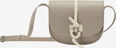 DREIMASTER Tasche in taupe / weiß, Produktansicht