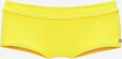 BUFFALO Hotpants 'Happy' in limone, Produktansicht
