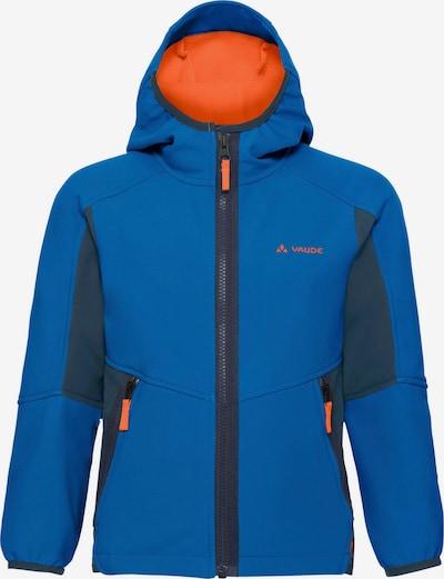 VAUDE Jacke 'Rondane' in blau / schwarz, Produktansicht