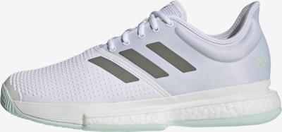 ADIDAS PERFORMANCE Sportschoen in de kleur Donkergrijs / Wit, Productweergave
