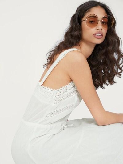 EDITED Letní šaty 'Blanka' - bílá, Model/ka
