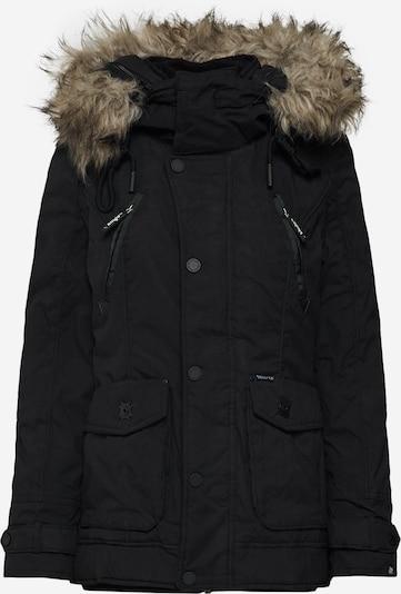 khujo Parka zimowa 'MONIFA' w kolorze czarnym, Podgląd produktu