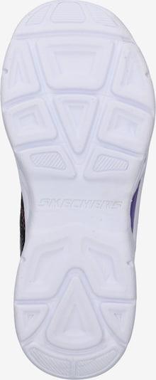 SKECHERS Sneaker 'LITEBEAMS - GLEAM N' DREAM' in mischfarben / schwarz: Ansicht von unten