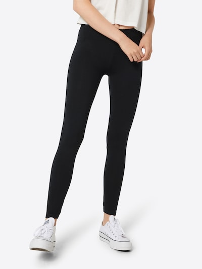 ABOUT YOU Leggings 'Kaya' in schwarz, Modelansicht