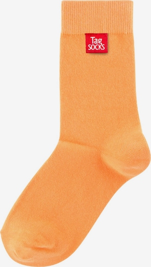 Tag SOCKS Socken 'Colour Explosion' in orange, Produktansicht
