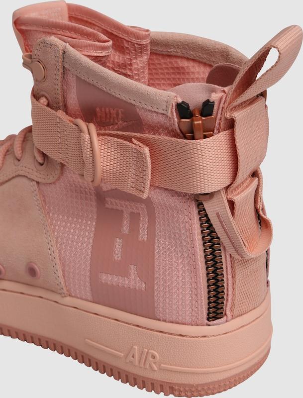 Nike MID Sportswear Sneaker 'SF AF1 MID Nike SUEDE' c5dffd