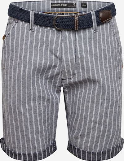 INDICODE JEANS Pantalon 'Lleida' en bleu marine, Vue avec produit
