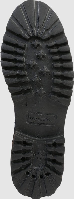 Marc O'Polo   Chelsea Chelsea   Boots 'Flat' Schuhe Gut getragene Schuhe 6ca766
