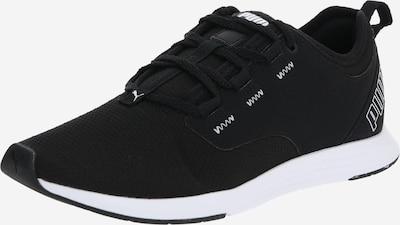 PUMA Chaussure de course 'Ella' en noir / blanc, Vue avec produit